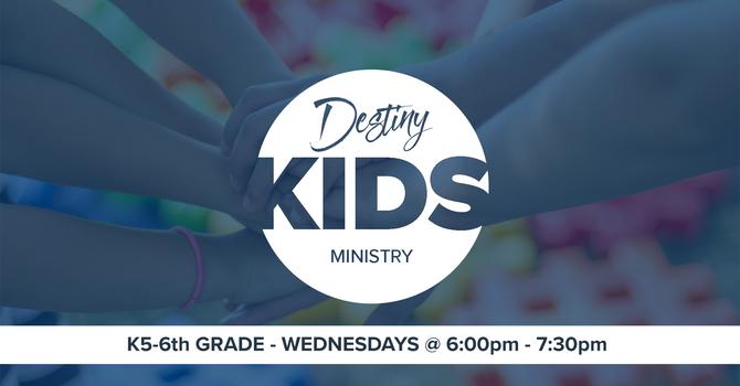 DESTINY CHILDREN'S MINISTRY