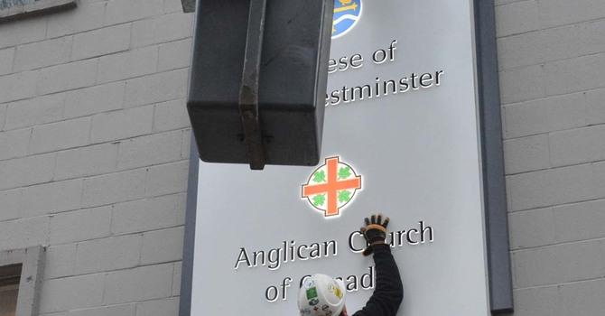 New Exterior Signage for 1410 Nanton Avenue image