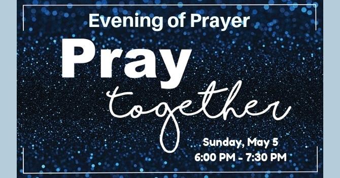 Evening of Prayer