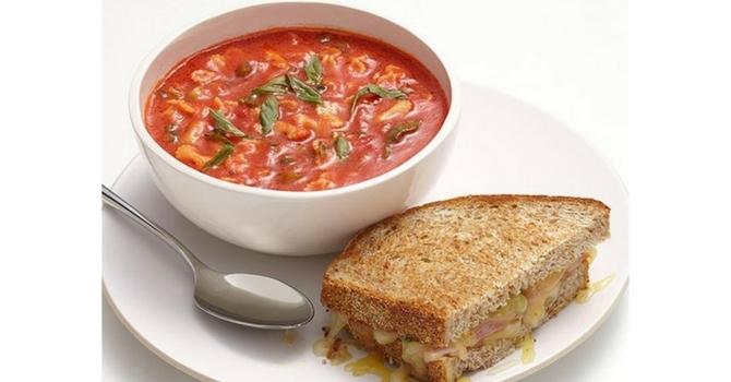 Meet & Eat Lunch