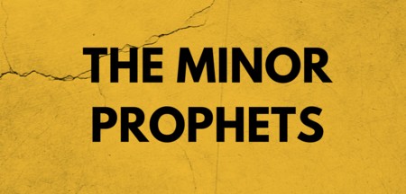 Some Minor Prophets