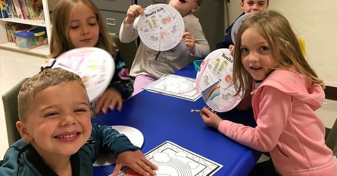Kids' Sunday School