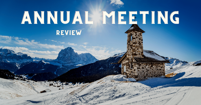 Annual Meeting Review image