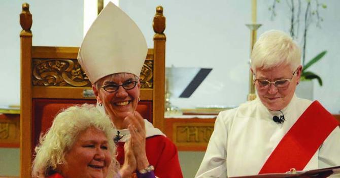 Vivian Seegers Ordination