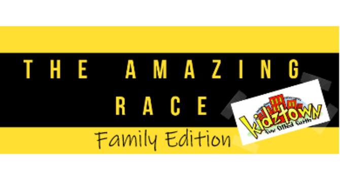 Amazing Race Kidztown: Family Edition
