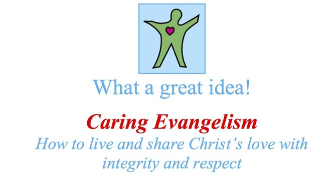 Caring Evangelism Course