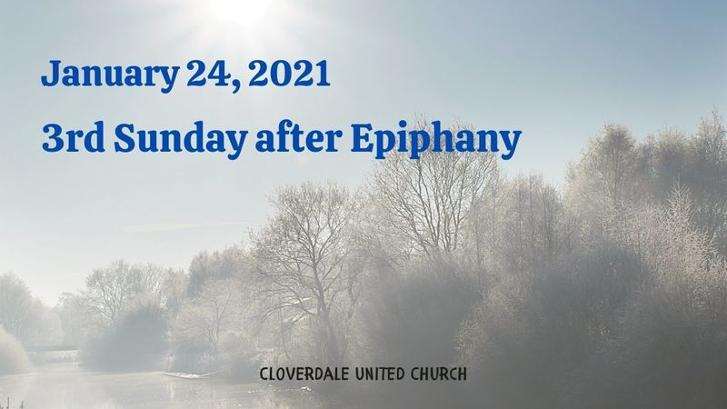 January 24, 2021