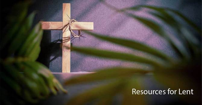 Lent is just Around the Corner image