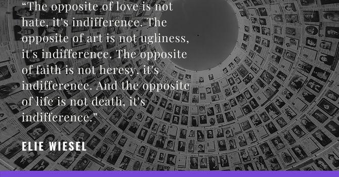 Holocaust Memorial Day  image