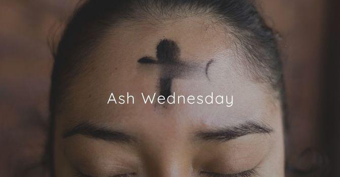 Covid-Safe Ash Wednesday  image