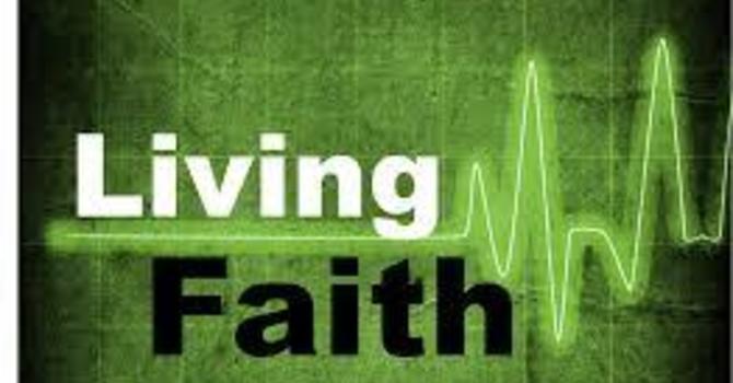 GO! Living In Faith