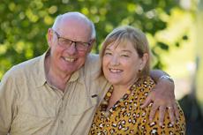 Ken & Margaret Francis