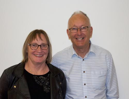 Garry & Christine Rogers