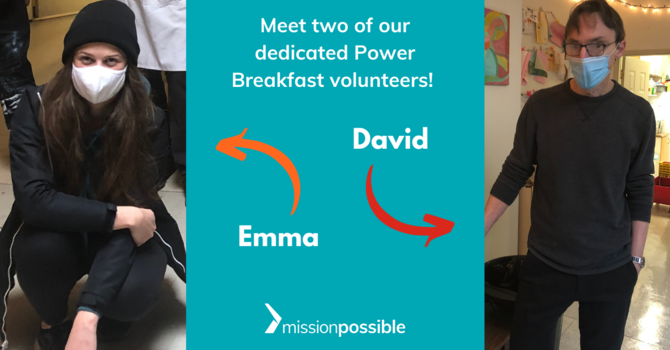 The Powerful Impact of our Power Breakfast Volunteers image