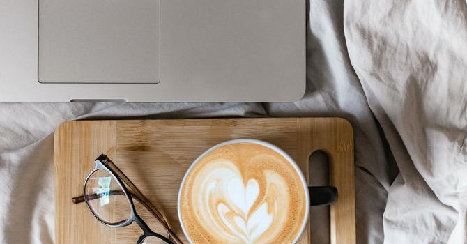 Online Coffee Hour  image
