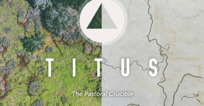 The Pastoral Crucible