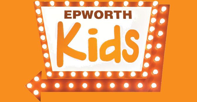Epworth Kids: Random Act of Kindness image