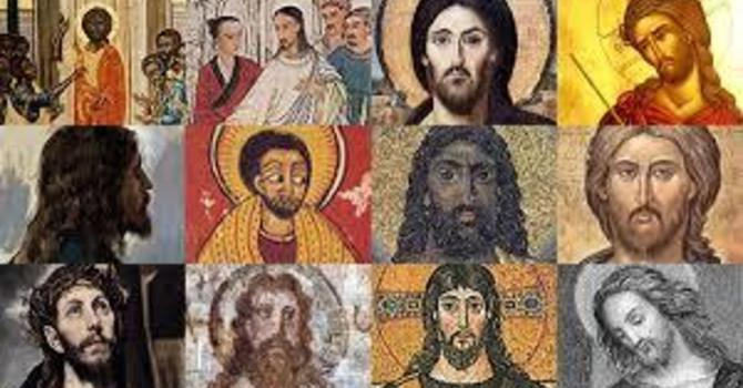 To Be More Like Jesus  image