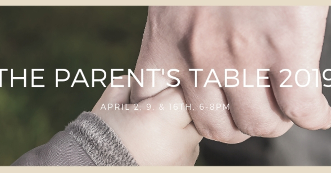 The Parent's Table