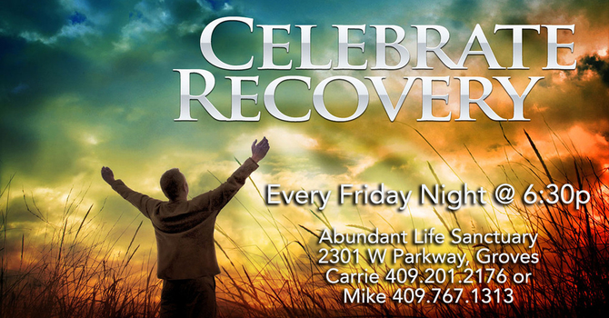 Celebrate Recovery - ALS Groves