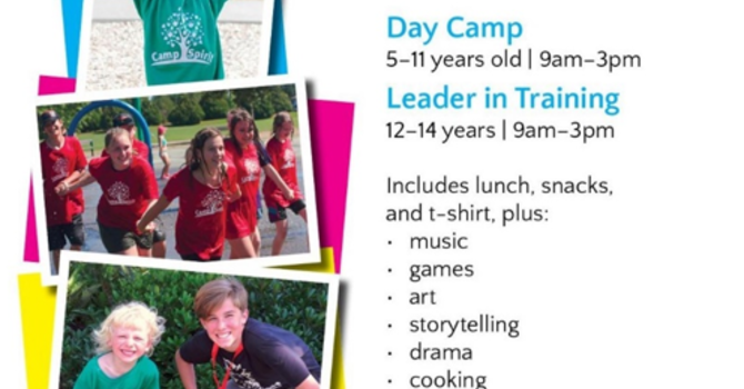 Camp Spirit Summer Day Camp