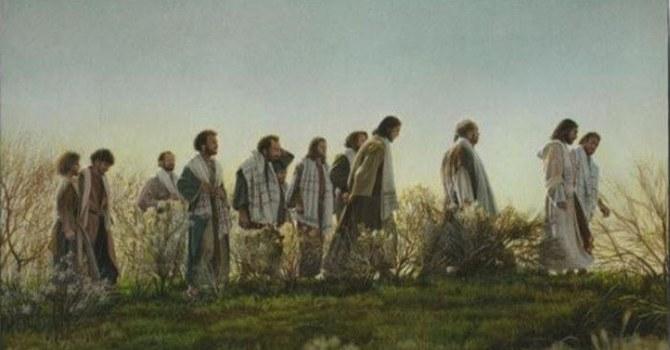 Third Sunday after Pentecost June 30, 2019 image