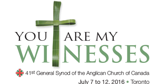 General Synod 2016 is underway image