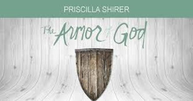 """The Armor of God"" by Priscilla Shirer"