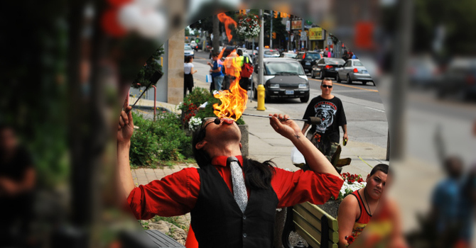 Weston Community Buskerfest