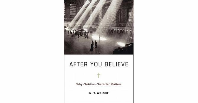 "HOOKED ON BOOKS presents: ""After You Believe""  image"