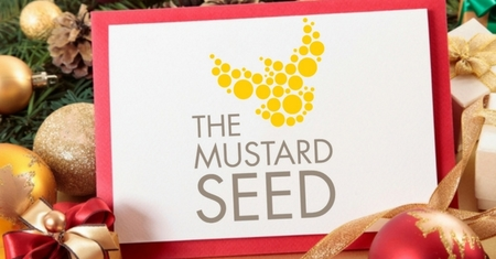 Bring gifts for The Mustard Seed