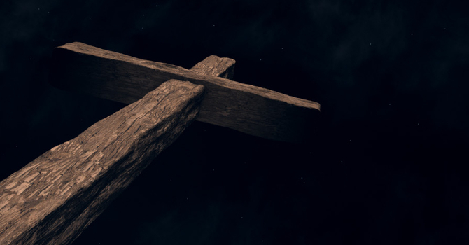 The Reason for the Cross