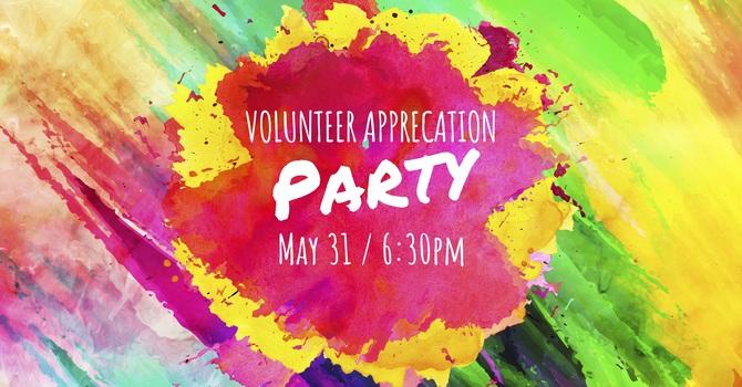 Volunteer Appreciation Party!