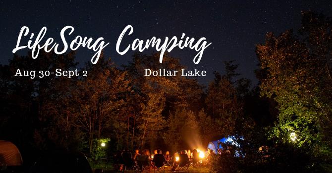 Dollar Lake Camping Trip