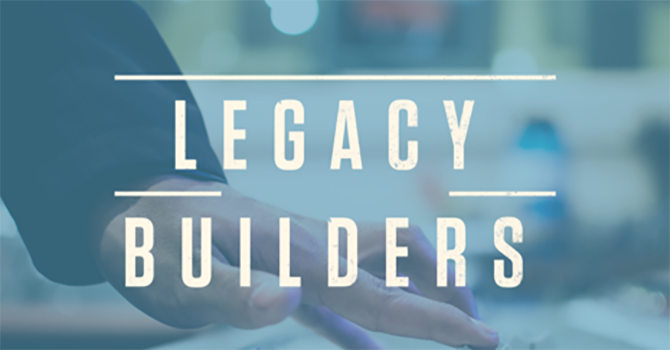 Legacy Builders Luncheon