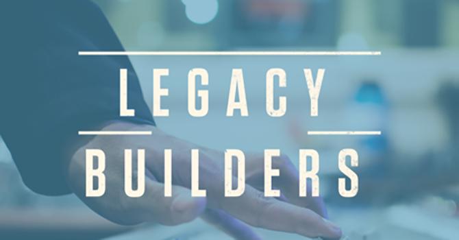 Legacy Builders Luncheon
