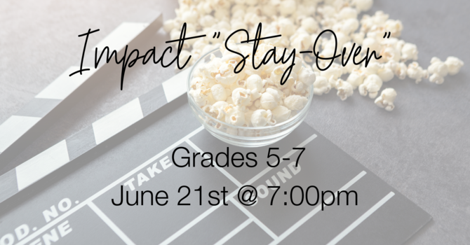 Impact Stay-Over Night