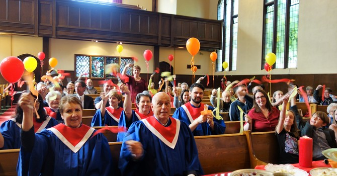 Pentecost Sunday 2017 image