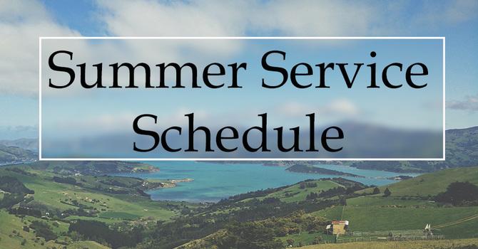 Summer Weekend Worship at KAC image