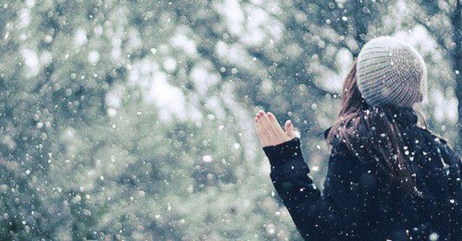 A Snowy Sunday Service image