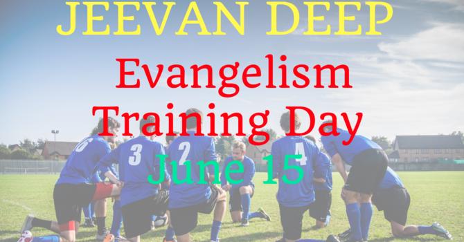 Evangelism Training Day