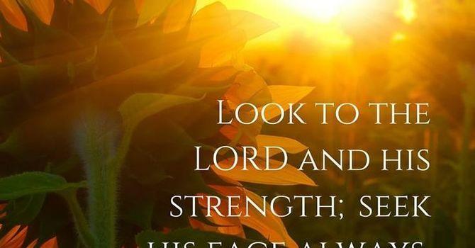40 Days of Prayer & Fasting image
