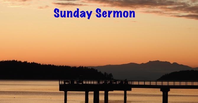 Sermon for 3rd Sunday of Epiphany  image