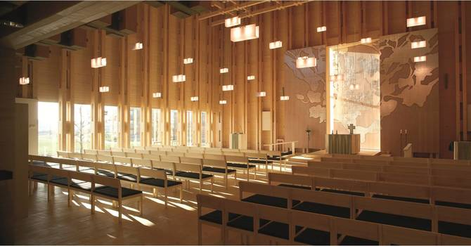 Seminar - Church Architecture: Inside & Out