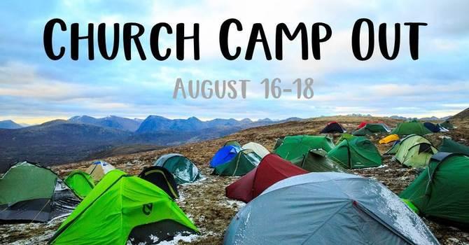 Church Camp Out