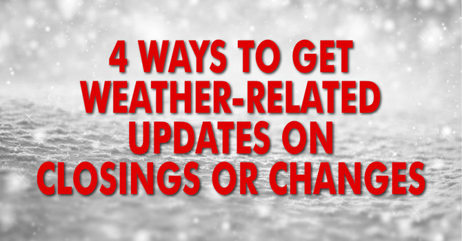 Where To Get SMRBC Weather Notifications image
