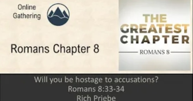 Will you be hostage to accusations?