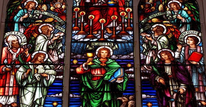 St. John's Sunday Service Broadcast January 31, 2021