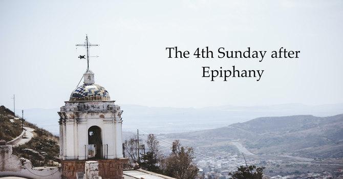 4th Sunday after Epiphany