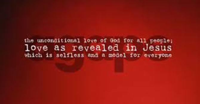Rule of Love - John 5:1-6,  John 15:9-17 May 6, 2018       image